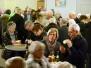 """6. Benefizveranstaltung von und mit Dieter Freigang""""Toskana und Elba mit Traumküste Cinque Terre"""" und 295 Zuschauern in der Wenschtkirche 26.01.2020"""