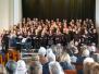 Abschlussgottesdienst 19. Sing- und Gospelworkshop im Wenscht 17.02.2019
