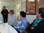 """Diakonieausschuss beim Besuch der """"Siegener Tafel"""" 20.03.2014"""