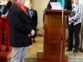 Kirchenchor: Ehrung Annette Weber 05.10.2014