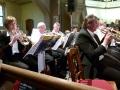 Benefizkonzert 16.3.2014: CVJM-Posaunenchor Klafeld und CVJM-Posaunenchor Setzen