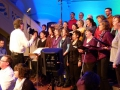 "Benefizkonzert 16.3.2014: Chor ""Wegweiser"""