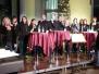 """Kulinarisches Konzert mit dem Chor """"Gospel-Generation"""" 10.11.2017"""