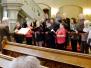 Letzter Auftritt vom Gemischten Chor Birlenbach 19.02.2017