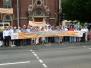 Menschenkette im Hüttental 14.08.2015
