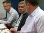 Treffen des Presbyteriums mit den Pfarrgemeinderäten von St. Marien und St. Joseph 06.09.2017