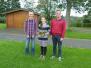 Unsere neue Jugendreferentin Dorines Dickel 18.08.2014