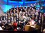 Weihnachtskonzert mit Weihnachtsoratorium und Missa Kwela in der Talkirche 21.12.2019