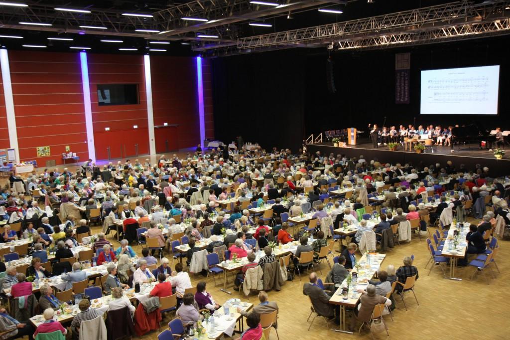 100 Jahre Bezirksverband Siegerländer Frauenhilfen