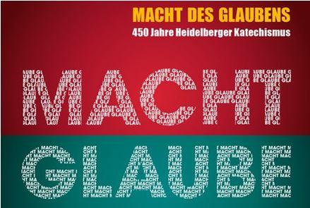 Titelmotiv 450 Jahre Heidelberger Katechismus