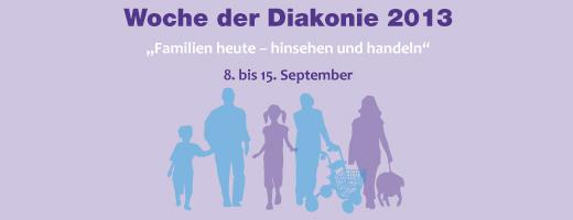 Woche der Diakonie 2013