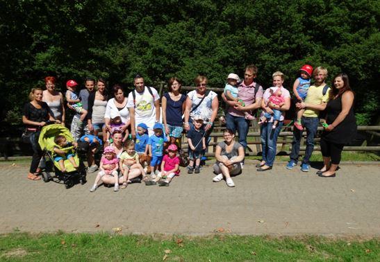 Kita Jasminweg Ein Ausflug in den Tierpark