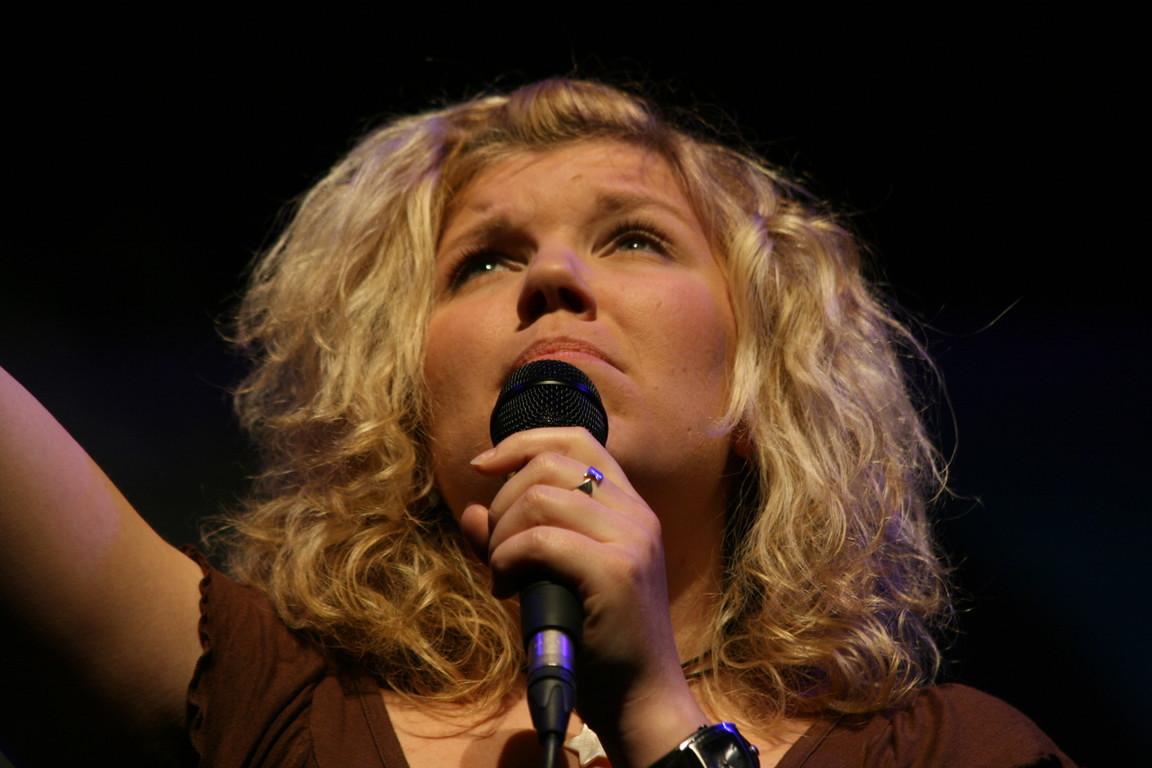 Miriam Schäfer 2 Gospelworkshop