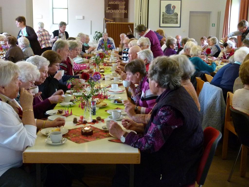 Senioren Feiern 2013