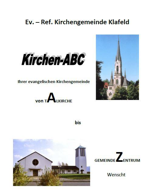 Kirchen-ABC Deckblatt