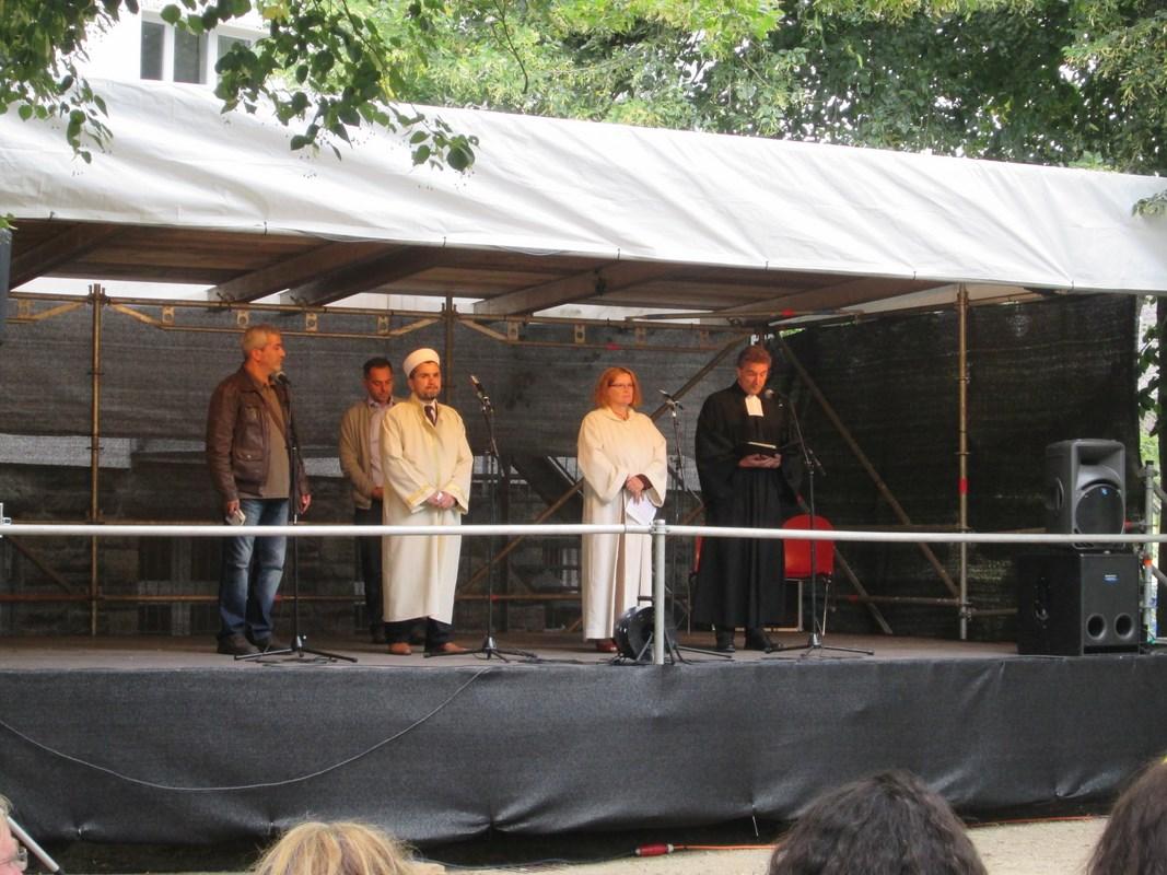 Friedensfest 2014