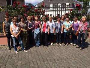 Der Wenschter Frauentreff am 27. Juni 2015 in Mainz
