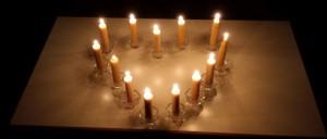 Elternforum 77 Nov. 15 - Kerzen