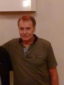 Vortragstätigkeit seit gut 30 Jahren: Dieter Freigang