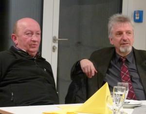 Kirchmeister und Moderator