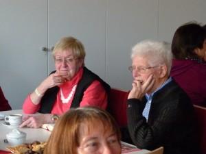 Der Älteste: Karl Hochhardt mit seiner Ehefrau Doris