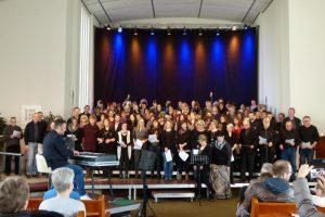 Singfreudig! Der große Gospelchor