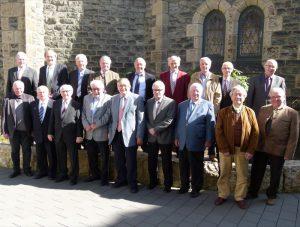 Der Männergesprächsverein Oberholzklau