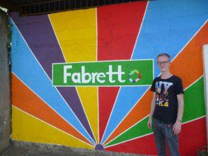 Finn Hermeling in Nicaragua bei Fabretto!
