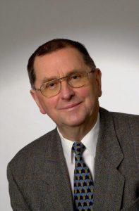 Trauer um Pfr. i.R. Harald Mühlbach