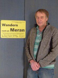 """Das Event im Wenscht: Dieter Freigang mit """"Meran"""""""