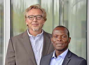 Andreas Wörster und Masauso Phiri